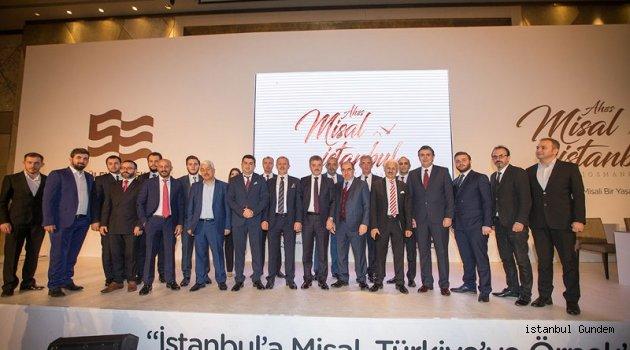 Ahes Misal İstanbul Lansmanı Yapıldı