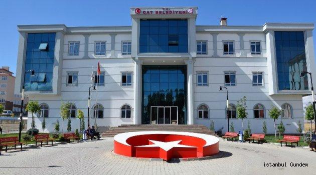 Çat Belediyesi Regaib Kandilini Kutladı