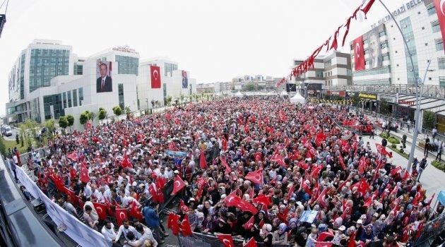 Cumhurbaşkanı Sultangazi'de Toplu Açılış Yaptı