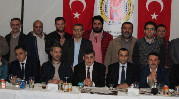 ERGAB Üyeleri İstişare Toplantısı Yaptı