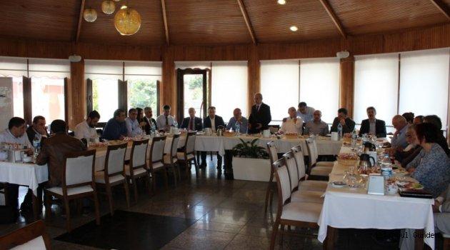 Erzincan Konfederasyon Çalışması Sürüyor