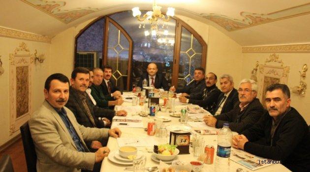 Eyüp Sultan İl Dernekleri Federasyonu Kuruluyor