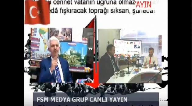 FSM Tv' de Uyuşuturucu İle Mücadele Yolları Tartışıldı