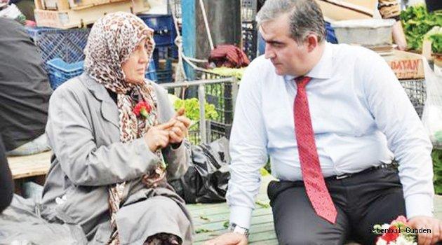 G.O.Paşa'nın Belediye Başkan ADAYI; Ergüneş mi?