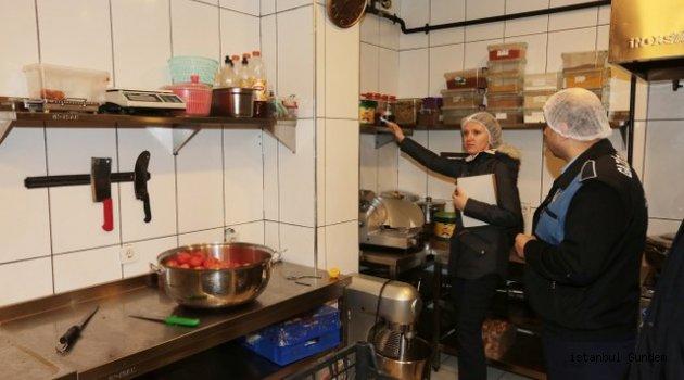 Gaziosmanpaşa Belediyesi Gıda Sektörüne Hijyen Denetimi