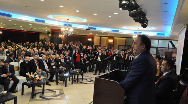 Gaziosmanpaşa CHP' de Kazanan Binali Dağdeviren Oldu