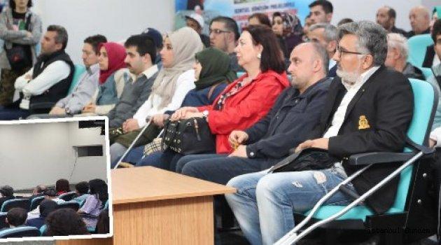 """Gaziosmanpaşa'da """"Engellilerin Sosyal ve Yasal Hakları"""" Semineri Düzenlendi"""