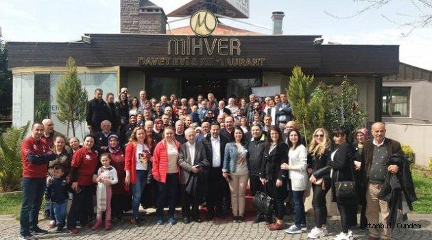 Gaziosmanpaşa Yeni Yüz Yıl Hastanesi Sağlık İçin Yürüdü