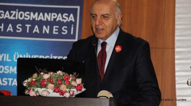 Gaziosmanpaşa Yeni Yüz Yıl Üniversitesi Tıp Bayramını Kutladı