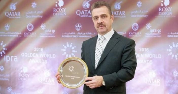 Gaziosmanpaşa'ya Uluslararası 'Halkla İlişkiler' ödülü