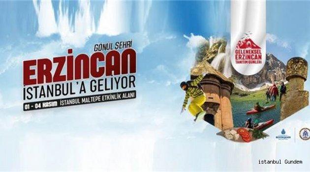 İstanbul'da Erzincan Rüzgarı Esecek...