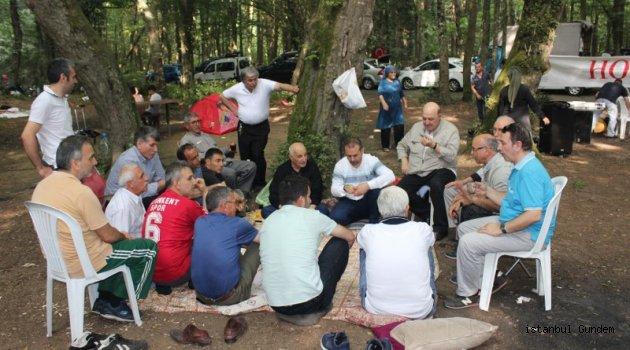Kargınlılar Kemerburgaz'da Piknikte Buluştu