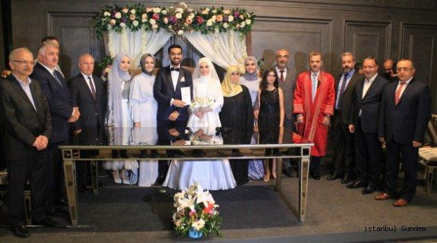 Kerem Akpınar Oğlu Lütfullah Akpınar' ı Evlendirdi