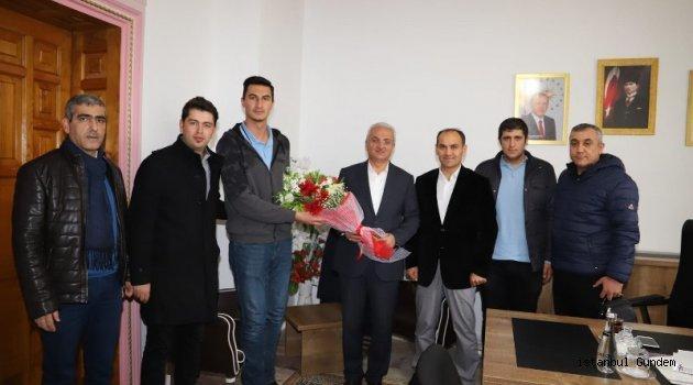 AK Parti, Erzincan'da Başsoy'la Devam Ediyor