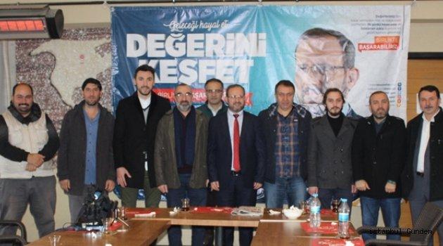 Altan: Sultangazi'yi Birlikte Yönetmeye Hazırız