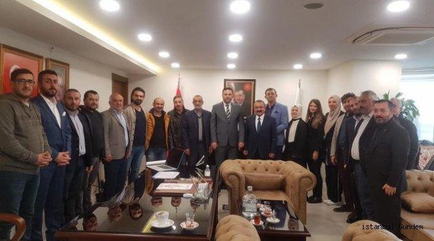 Av. Şahin Pirdal GOP'ta Aday Adaylığını Açıkladı