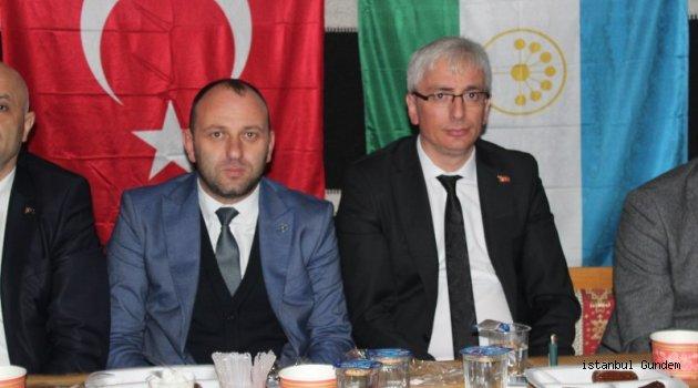 Başakşehir MHP'den 'Otağ'da İftar Sofrası