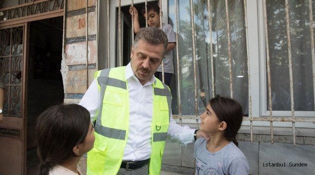Başkan Usta Deprem Öldürür Dönüşüm Hayat Kurtarır