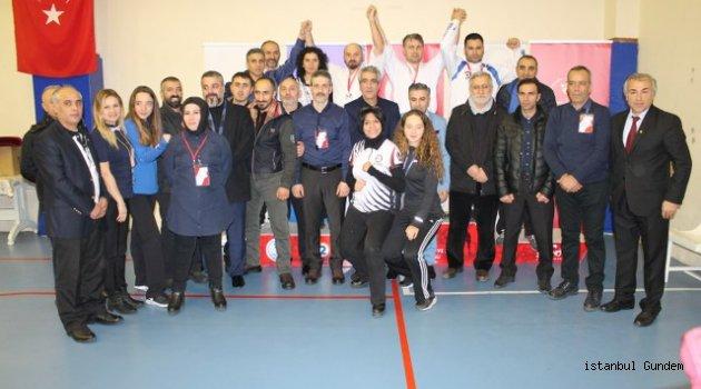 Budokaido Kyokşin Ashıera Türkiye Şampiyonasi Ön Elemeleri Yapıldı