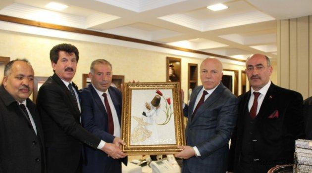 Cahit Başkan'dan 13. Erzurum Gezisi