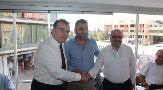 Cevat Tavutçu atandı Adalet Partisi Gaziosmanpaşa İlçe Başkanı Oldu