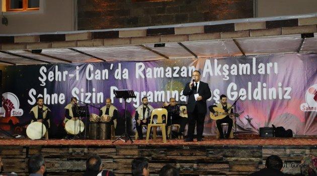 Erzincan'da Ramazan Akşamları Programları