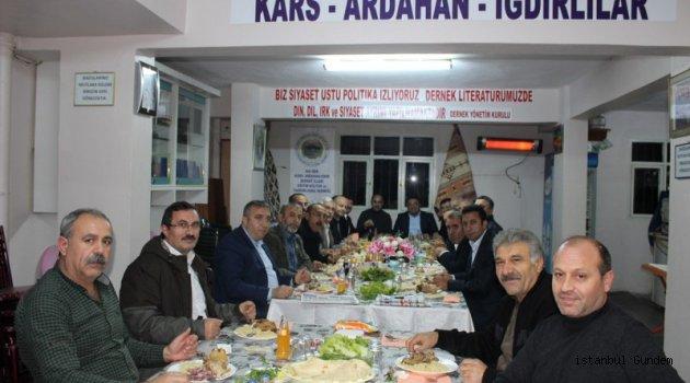 Eyüp'teki Köy Dernekleri Buluştu