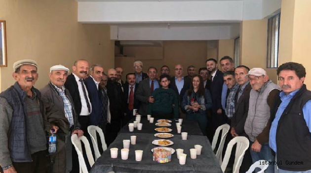 Gaziosmanpaşa CHP İlçe Teşkilatı Anneler Gününü Kutladı