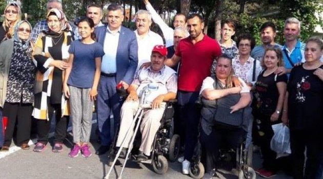 Gaziosmanpaşa' da Gönülleri Feth Eden Başkan Karakol Adaymı Oluyor
