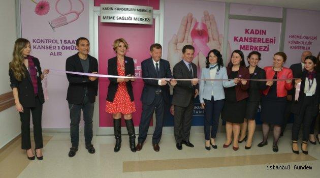 GOP Hastanesi'nden 5 bin Kadına Kanser Tarama İmkânı