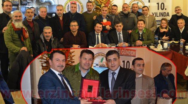 İstanbul GÜNDEM, ERGAB Üyelerini Ağırladı…