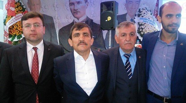MHP Güngören'de Fuat Gül ile Devam