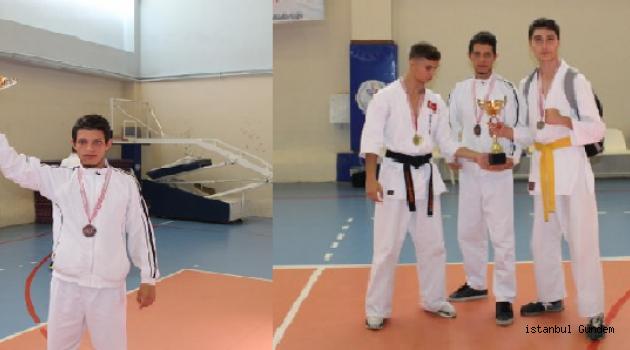 Samurai Spor Kulübü Ve Sporcuları Yeni Başarılara İmza Attılar