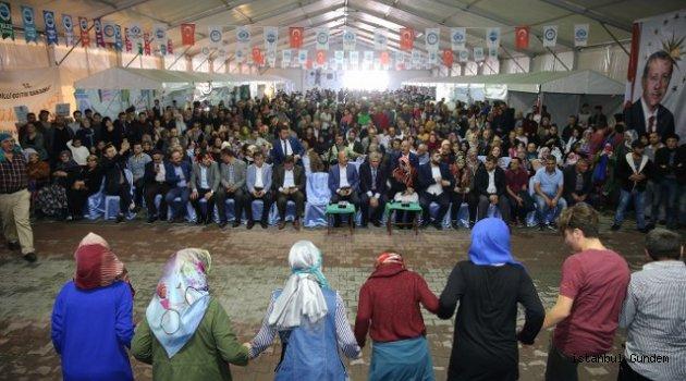 Sultangazi' de Hamsi Festivali Düzenlendi