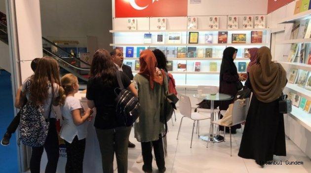 Zeytinburnu Belediyesi Frankfurt Kitap Fuarında