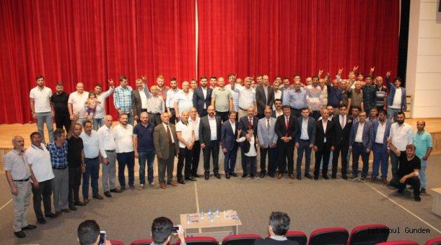 MHP Arnavutköy'de ''Yıldırım''a Tam Destek