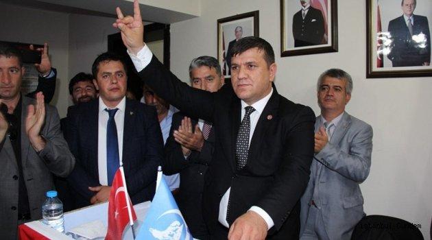 Mutlu Özdemir Erzincan'dan MHP Milletvekili Adayı