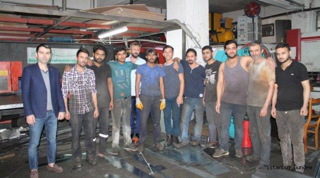 Nural Pano Sanayi İle Sektör Sorunlarını Gündeme Taşıdık