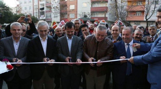Pasinler Köy Derneği Açılışını Yaptı