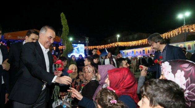 Sultangazi'de Anneler Günü ve Ramazan Coşkusu