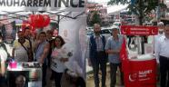 Gaziosmanpaşa' da Siyasi Partiler Hız Kesmeden Çalışıyor
