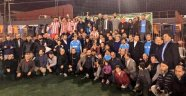 AK Parti Gaziosmanpaşa'dan muhteşem final maçı