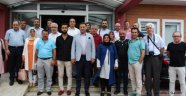 Gaziosmanpaşa AK Parti İlçe Yönetimi Basın İle Buluştu