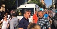Ahmet Emre Çavuş'u uğurladık