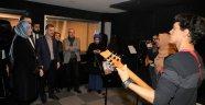 AK Parti Genel Başkan Yardımcısı Fatma Betül Sayan Kaya, Sanat Akademisini Ziyaret Etti
