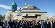 Bakırköylüler Mevlana Müzesini Ziyaret Ettiler