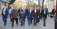Başkan Aydın' dan 2. Bölge Belediye Başkanları'na ESTAM Sunumu
