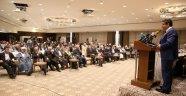 Başkan Göksu Dünya İslam Alimlerini Esenler' de Buluşturduk