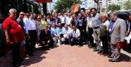 Başkan Karayün; Yerel Basını Antalya'da Buluşturdu