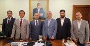 Başkan Kılıç Azerbaycan' la İki Devlet Tek Milletiz